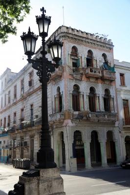Old Havana by Alexander Barabanov