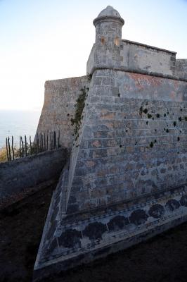 San Pedro de la Roca Castle by Alexander Barabanov