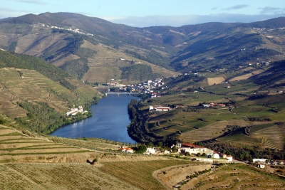 Alto Douro by Hubert