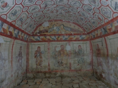 The late ancient tomb of Silistra (T)
