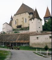 Villages with Fortified Churches by Solivagant