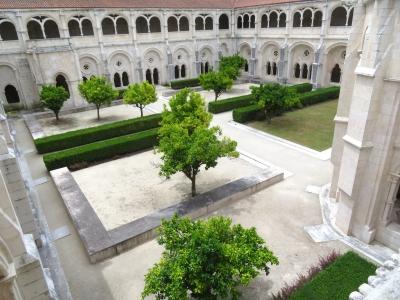 Monastery of Alcobaça by Kyle Magnuson