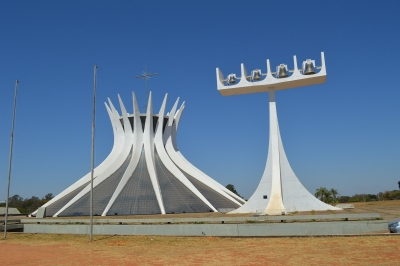 Brasilia by Michael Novins