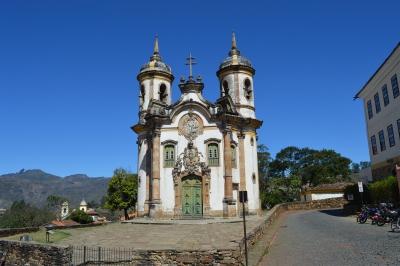Ouro Preto by Michael Novins