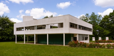 The Architectural Work of Le Corbusier by Ilya Burlak