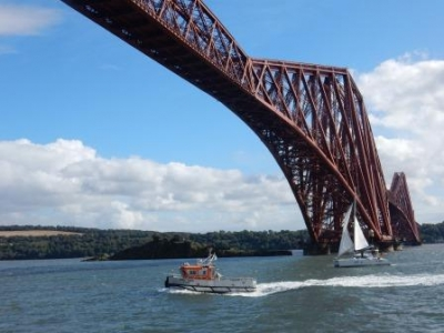 Forth Bridge by Squiffy