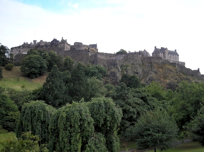 Edinburgh by Squiffy