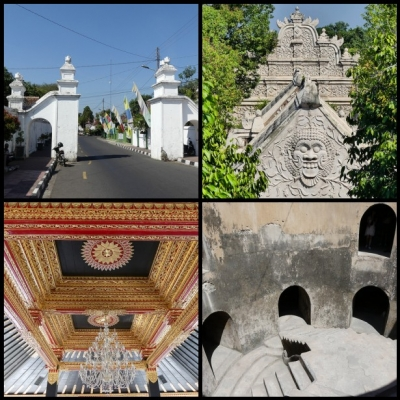 Historical City Centre of Yogyakarta (T) by Clyde