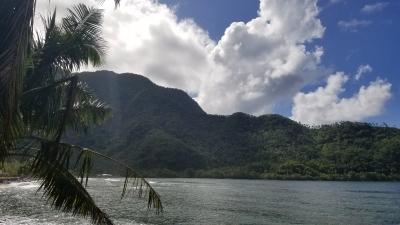 Fagaloa Bay - Uafato Tiavea Conservation Zone (T) by Zoe Sheng