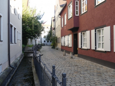 Water Management System of Augsburg by Solivagant