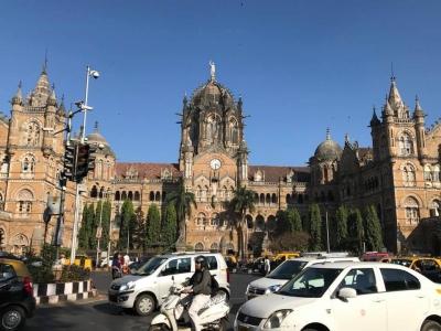 Chhatrapati Shivaji Terminus by S. Anril Tiatco