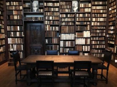 Plantin-Moretus Museum by S. Anril Tiatco