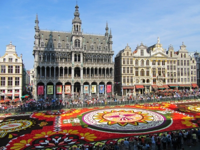 Grand Place, Brussels by Jay T