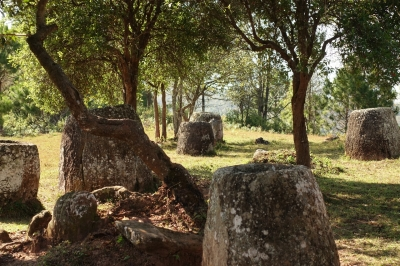 Plain of Jars by Nan