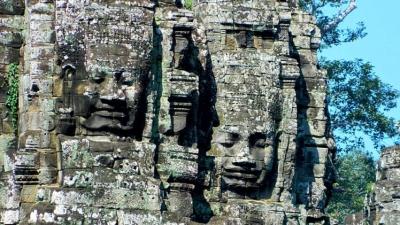 Angkor by Riccardo Quaranta