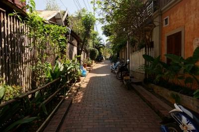 Luang Prabang by Nan