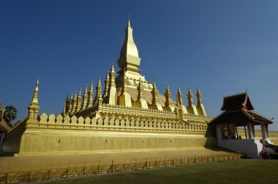 That Luang de Vientiane (T) by Nan