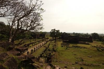 Vat Phou by Nan
