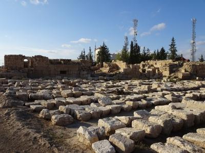 Al Qastal (Settlement) (T) by Ralf Regele