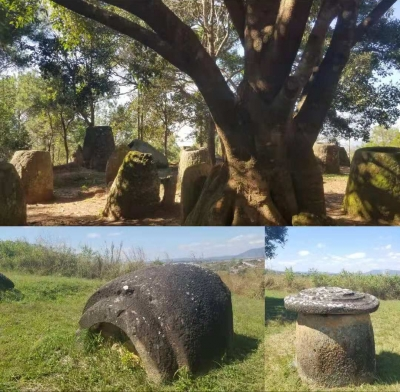 Plain of Jars by Zoe Sheng