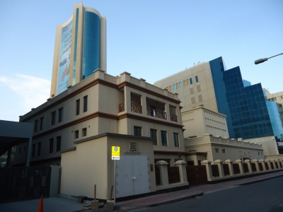 Manama, City of Trade, Multiculturalism and Religious Coexistence (T) by Jarek Pokrzywnicki