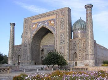 Samarkand by Solivagant