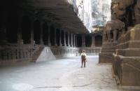 Ellora Caves by Solivagant