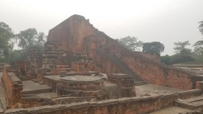 Nalanda by Zoe Sheng