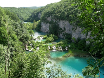 Plitvice Lakes by Shannon O'Donnell