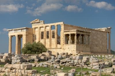 Acropolis by Ilya Burlak