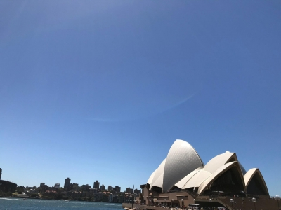 Sydney Opera House by S. Anril Tiatco