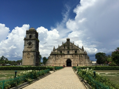 Baroque Churches by S. Anril Tiatco