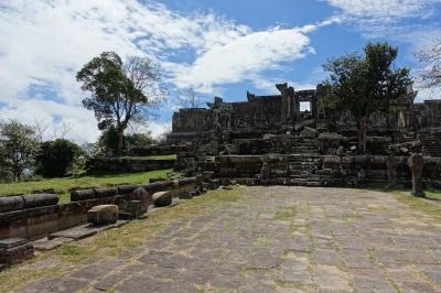 Preah Vihear Temple by Nan
