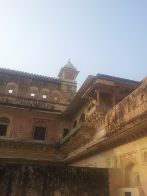 Hill Forts of Rajasthan by Nan
