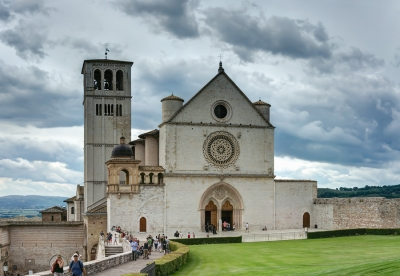 Assisi by Ilya Burlak