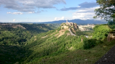 The Cultural Landscape of Civita di Bagnoregio (T) by Matejicek
