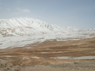 Tajik National Park