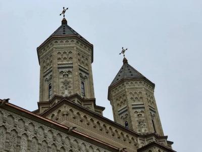 L'église des Trois Hierarques de Iassy (T) by Stanislaw Warwas