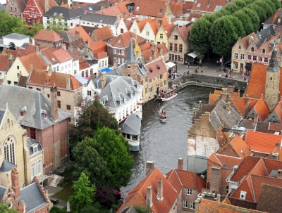 Brugge by Jay T