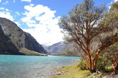 Huascaran National Park by Philipp Peterer