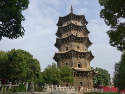 Historic Monuments and Sites of Ancient Quanzhou  (Zayton) (T) by Els Slots