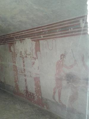 Etruscan Necropolises by Matejicek