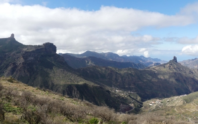 Risco Caido and the sacred mountains of Gran Canaria Cultural Landscape (T) by Solivagant