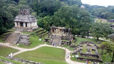 Palenque by Nan