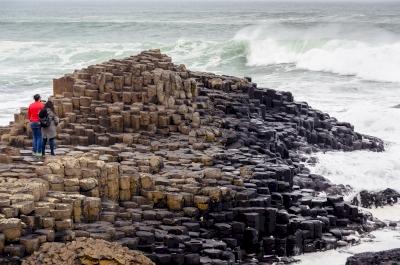 Giant's Causeway by Ilya Burlak