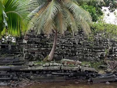 Nan Madol by Dennis Nicklaus