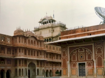 Jaipur city, Rajasthan India (T)