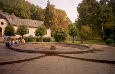 Geyser in Herlany (T) by Matejicek