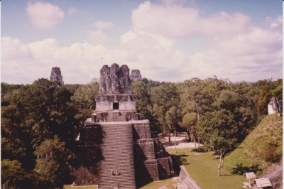 Tikal National Park by Dennis Nicklaus