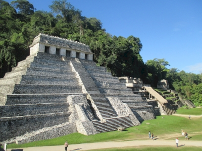 Palenque by Dennis Nicklaus